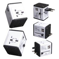 TR000700 2500mA Universal Travel Adapter